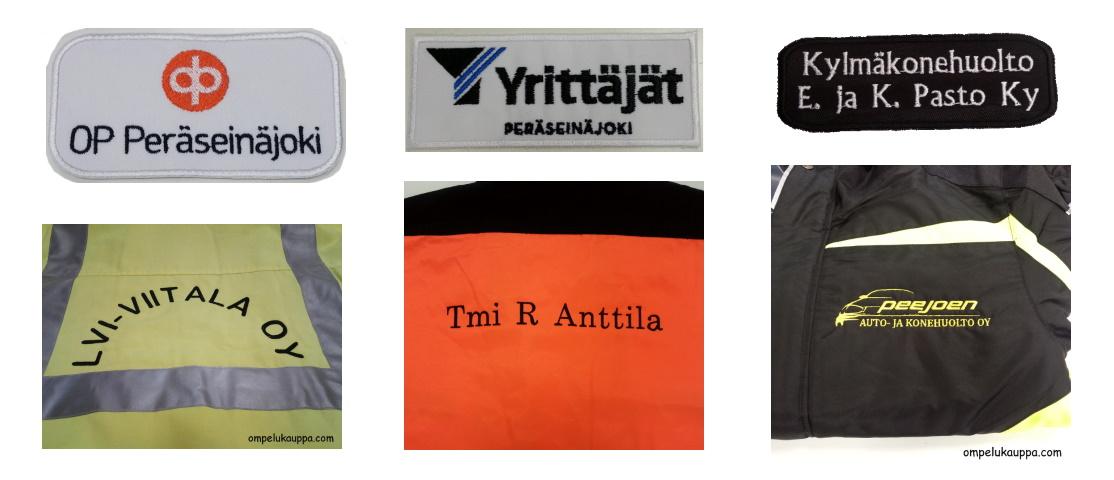 Yrityksellesi näkyvyyttä täyden palvelun tekstiilitalosta